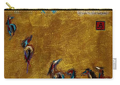 Spirit Horses Carry-all Pouch