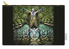 Spirit In The Woods Carry-all Pouch