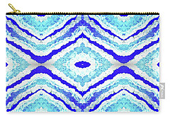 Spirit Journey To The Other Side  Carry-all Pouch by Rachel Hannah