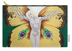 Blaa Kattproduksjoner             Spirit Of Aurelias Flight Carry-all Pouch