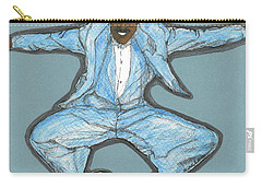 Spirit Of Cab Calloway Carry-all Pouch