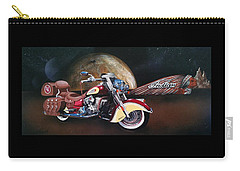 Spirit Of The Wild West Carry-all Pouch