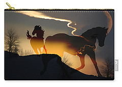 Spirits In The Sky Carry-all Pouch