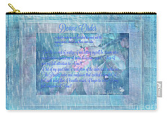 Spiritual Art  Devine Order Carry-all Pouch