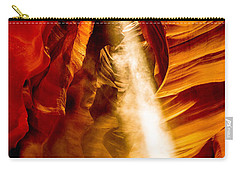 Spirit Light Carry-all Pouch by M G Whittingham
