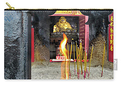 Spiritualistic Buddhism Carry-all Pouch