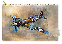 Spitfire Dawn Flight Carry-all Pouch