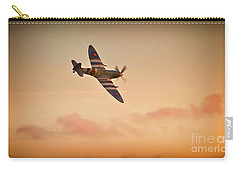 Spitfire Sunset Carry-all Pouch
