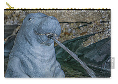 Spitting Water Carry-all Pouch