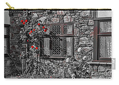 Splashes Of Red Carry-all Pouch