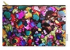 Splendor Carry-all Pouch by Denise Tomasura