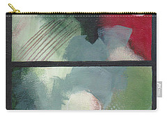 Split Abstract 52917 Carry-all Pouch