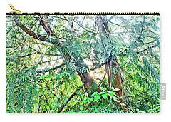Split Cedar Carry-all Pouch