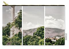 Split Landscape Carry-all Pouch by Ana Mireles