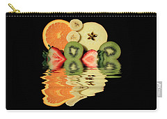 Split Reflections Carry-all Pouch