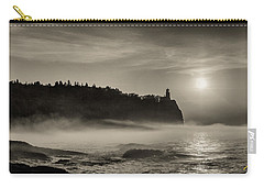 Split Rock Lighthouse Emerging Fog Carry-all Pouch