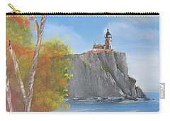 Split Rock Lighthouse Minnesota Carry-all Pouch