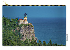 Split Rock Lighthouse View Carry-all Pouch