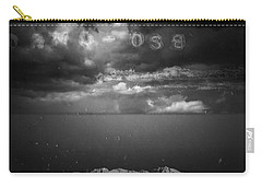 Carry-all Pouch featuring the photograph Spoken by Mark Ross