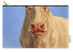 Spooky Cow Carry-all Pouch