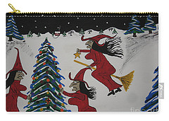 Spooky Merry Christmas Carry-all Pouch