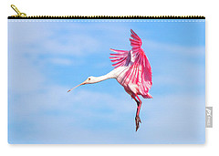 Spoonbill Ballet Carry-all Pouch