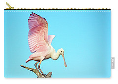 Spoonbill Flight Carry-all Pouch