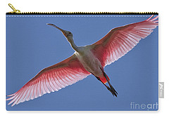 Spoonbill Soaring Carry-all Pouch