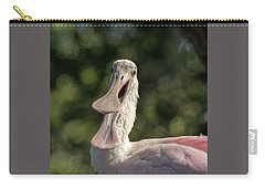 Spoonbill Talk Carry-all Pouch