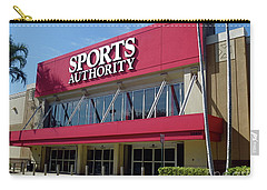 Sports Authority Building. Florida Carry-all Pouch
