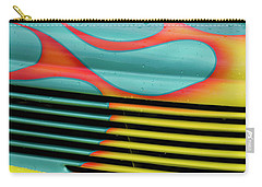 Sporty Hot Rod Carry-all Pouch