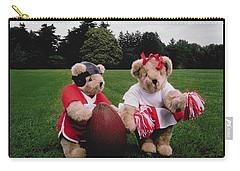 Sporty Teddy Bears Carry-all Pouch