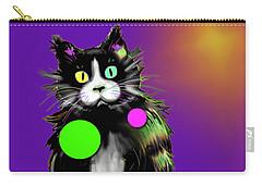 Spot Dizzycat Carry-all Pouch