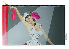 Spotlight On Gypsy -- #5 In Famous Flirts Series Carry-all Pouch