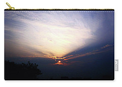 Spotlight Sunrise Carry-all Pouch