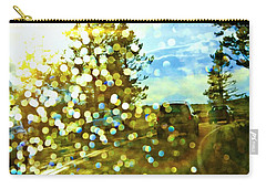 Spots Of Light Carry-all Pouch