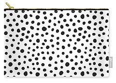 Spots Carry-all Pouch by Rachel Follett