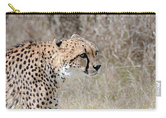 Carry-all Pouch featuring the photograph Spotted Beauty 2 by Fraida Gutovich