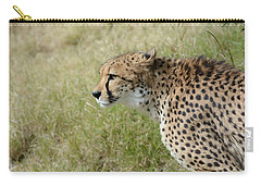 Carry-all Pouch featuring the photograph Spotted Beauty 3 by Fraida Gutovich