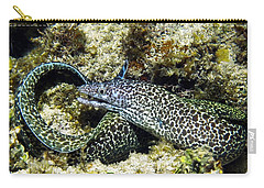 Spotted Moray Eel Carry-all Pouch