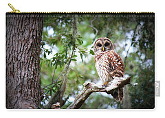 Spotted Owl II Carry-all Pouch