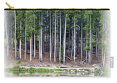 Sprague Lake 03 Carry-all Pouch by Pamela Critchlow