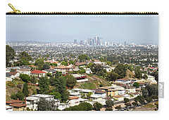 Sprawling Homes To Downtown Los Angeles Carry-all Pouch