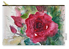 Spring For You Carry-all Pouch by Jasna Dragun