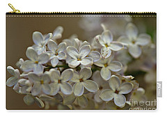 Carry-all Pouch featuring the photograph Spring 2016 14 by Cendrine Marrouat