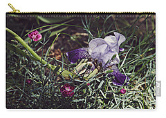 Carry-all Pouch featuring the photograph Spring 2016 17 by Cendrine Marrouat