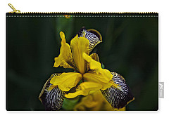 Carry-all Pouch featuring the photograph Spring 2016 19 by Cendrine Marrouat