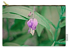 Carry-all Pouch featuring the photograph Spring 2016 23 by Cendrine Marrouat