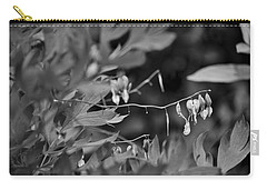 Carry-all Pouch featuring the photograph Spring 2016 25 by Cendrine Marrouat