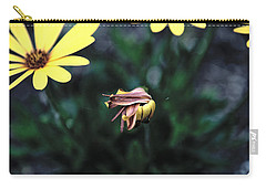 Carry-all Pouch featuring the photograph Spring 2016 26 by Cendrine Marrouat